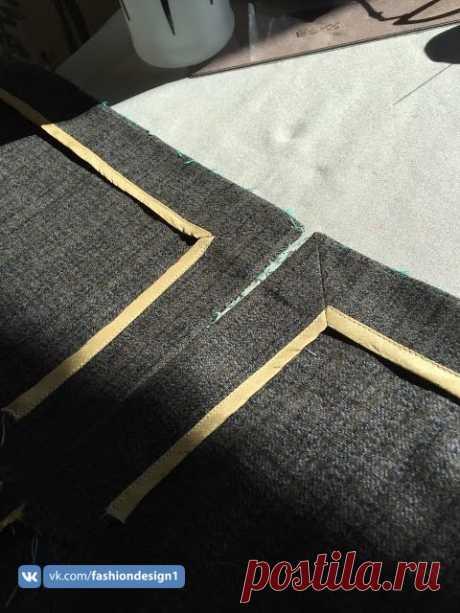 Обработка углов шлицы — Сделай сам, идеи для творчества - DIY Ideas