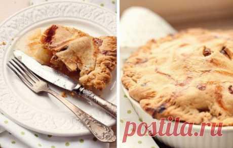 Американский яблочный пирог с корицей «Дрим»