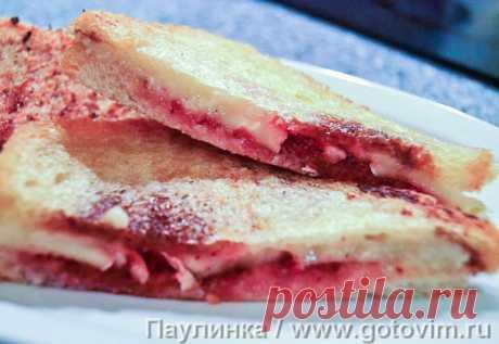 Французские сандвичи