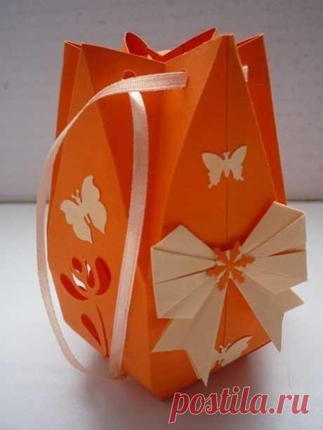 Просто фантастическая упаковка — Сделай сам, идеи для творчества - DIY Ideas