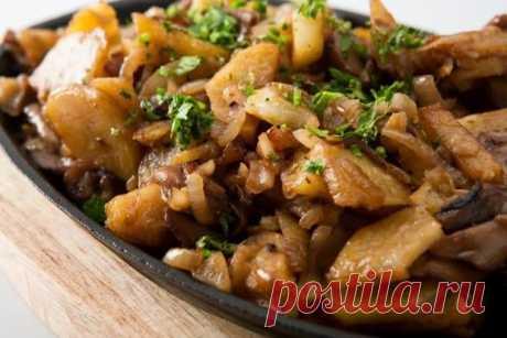 Готовим жареные грибы зеленушки: рецепты с картошкой, с луком и способ приготовления на зиму