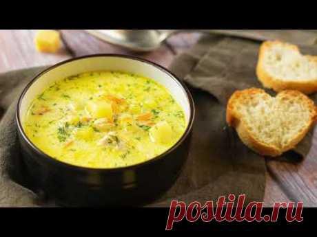 Сырный суп / простой и вкусный на каждый день