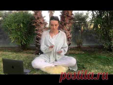 Медитация для обновления мозга.