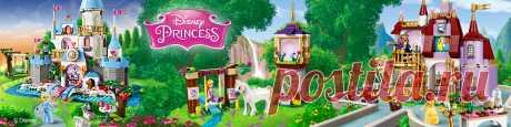 Ассортимент - DisneyPrincess2016 LEGO.com