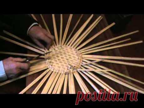 плетіння з рогози досвід майстра