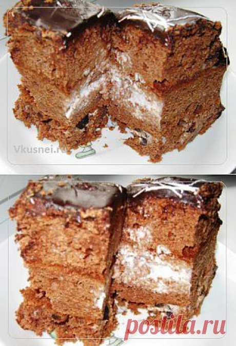 Торт Пинчер | Рецепты вкусно