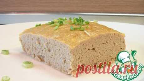 Мясное суфле - кулинарный рецепт