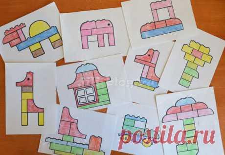 Логические игры для детей 2-3 лет | Жили-Были