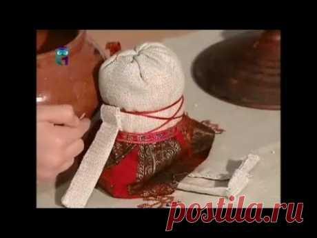 """Делаем куклу """"Каша"""" и варим кашу. Мастер класс для детей и родителей"""