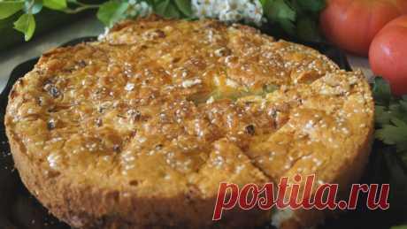 Заливной Пирог с капустой, проще не бывает. Очень и Очень Вкусный!  Заливной пирог на сметане со свежей капустой. Пирог получается мягкий, нежный, сочный и очень и очень Вкусный! Готовиться очень быстро, потребуется всего лишь несколько минут для нарезки капусты и за…