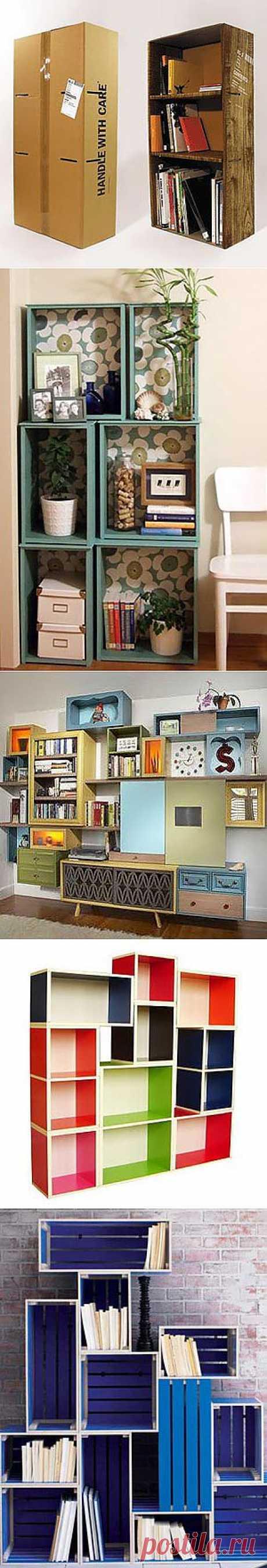 (+1) - Самодельная мебель   УЮТНЫЙ ДОМ   советы