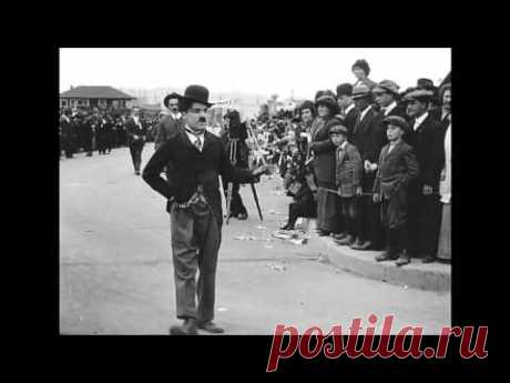 Kid Auto Races at Venice (1914) - 1st Charlie Chaplin Movie Appearance as The Tramp - Henry Lehrman - 224 FILMS