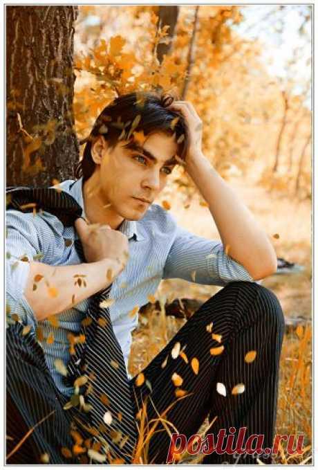 Фотография Осень... из раздела жанровый портрет №4289002 - фото.сайт - Photosight.ru