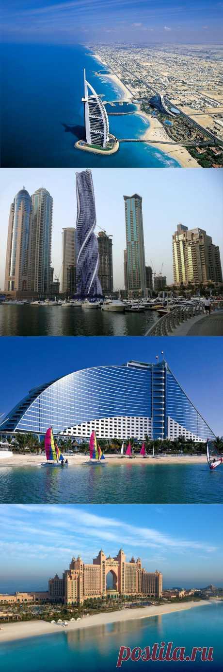 Красивые виды и фотографии Дубая, ОАЭ | Newpix.ru - позитивный интернет-журнал