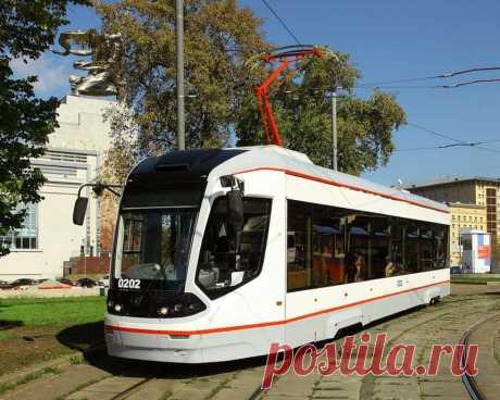 Производитель Арматы представил секретный трамвай - ABW.BY - Коммерческий транспорт - ABW.BY