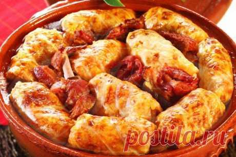Голубцы по-румынски: в 3 раза вкуснее наших. Записывайте рецепт на все времена