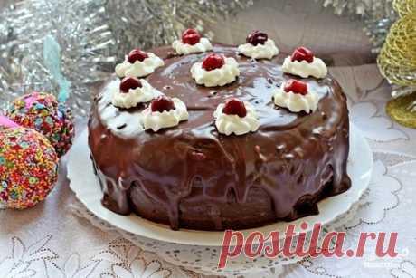 Бисквитный торт - 100 золотых рецептов!