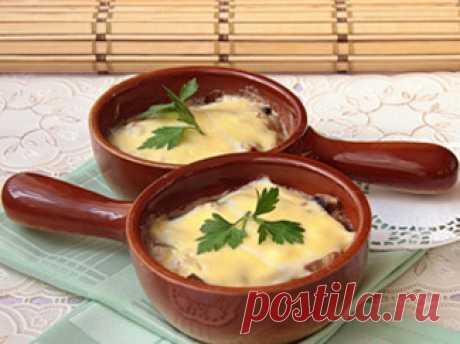 Сырный гратан с креветками - Кулинарные рецепты, диеты, меню, рецепты блюд. Smak.ua: Ты - кулинар!