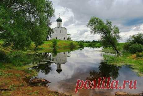 Церковь Покрова на Нерли – Этот безумно прекрасный мир, пользователь Людмила Северина | Группы Мой Мир