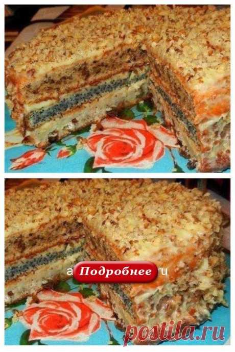 Этот торт пользуется бешеной популярностью.