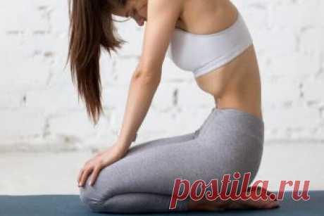 для похудения живота  вариант выполнения + техника дыхания Вакуум популярен как у бодибилдеров, которые формируют кубики пресса, так и у «фитоняш», которые демонстрируют идеально гладкие и плоские животы.1 Одно из самых эффективных упражнений для похудения жи...