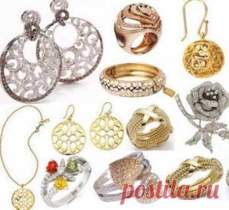 Определение подлинности серебра и золота.