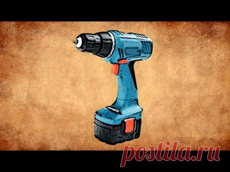 What to replace the accumulator for the screw gun with?