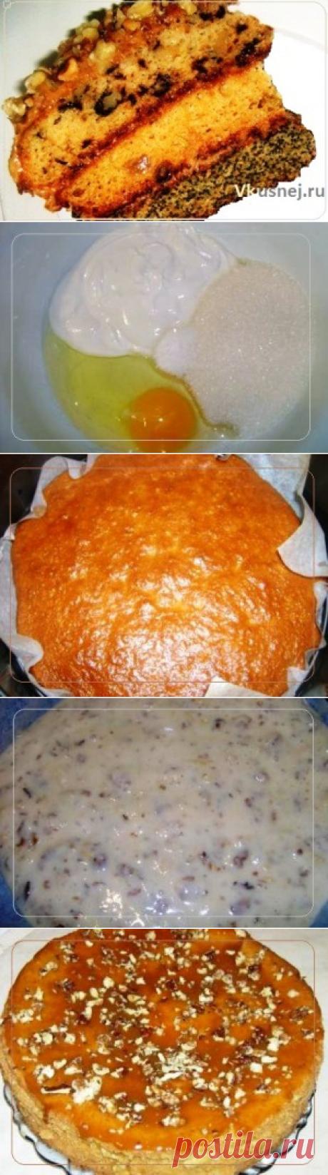 Торт «Три богатыря» | Рецепты вкусно