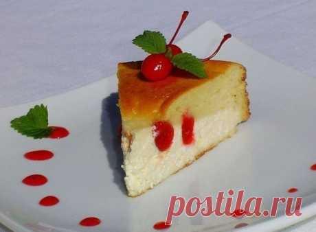 Пирог-ватрушка