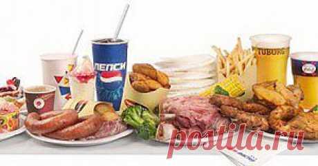 Самые вредные продукты | Леди-мечта. Все для женщин. Красота и здоровье, мода, стиль жизни, путешествия, отношения с мужчинами, еда и кулинария, диеты...