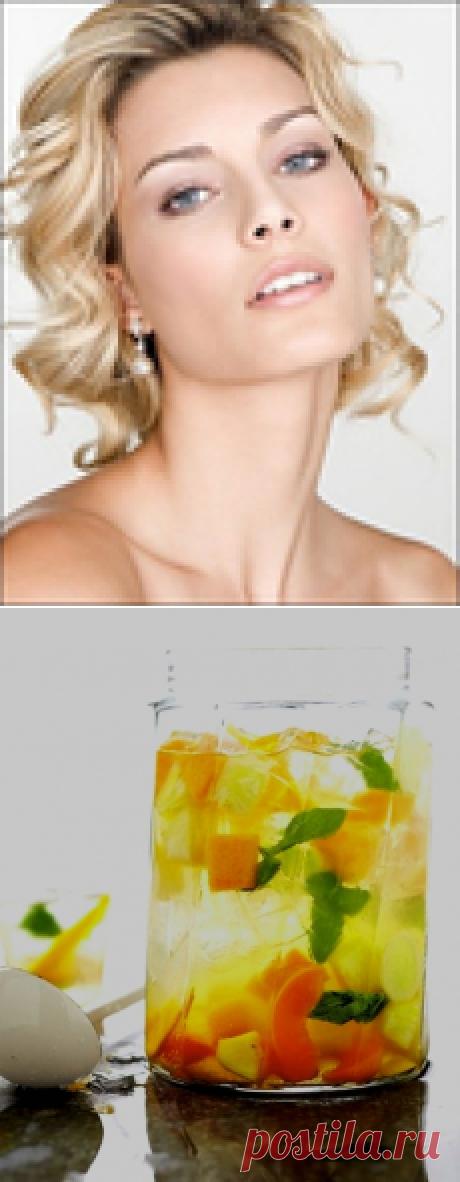 Супер рецепты для красивой шеи - сделайте это и ваша шея не выдаст ваш возраст