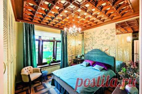 Вам хотелось когда-нибудь оформить свою спальню в китайском стиле «шинуазри»? Между прочим, этот стиль снова в моде.