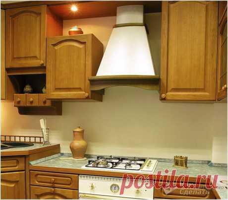 Вытяжка на кухне над плитой   Роскошь и уют