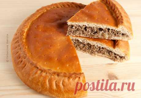 Разновидности татарских пирожков