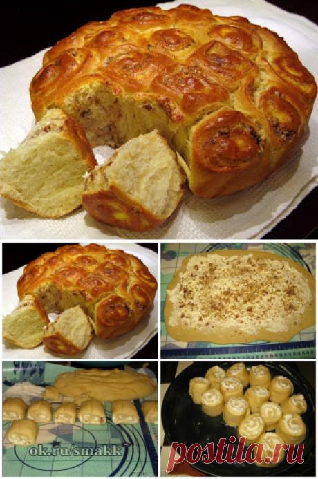 Лучшие кулинарные рецепты: Тутманник