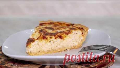 Мясной пирог с сыром. Вкуснота!