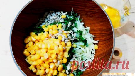 93-летняя бабушка посоветовала мне сочный салат для удержания веса и похудения: делюсь рецептом | Постная Кухня | Яндекс Дзен