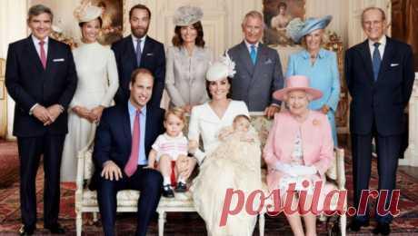 Кто есть кто в королевской семье Великобритании Разбираемся в сложном переплетении родственных связей британских монархов