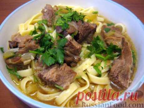 20 рецептов лагмана (густой суп с лапшой)  :)