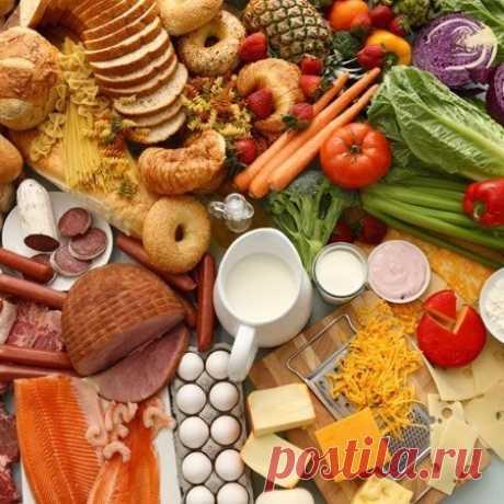 Эти продукты можно свободно кушать вечером,