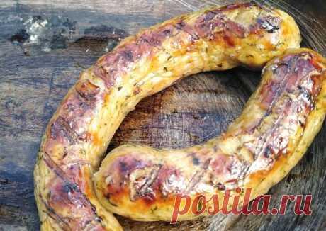 (11) Колбаски из свинины для гриля и духовки - пошаговый рецепт с фото. Автор рецепта Татьяна Соловьёва . - Cookpad