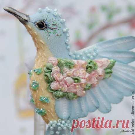 Чудесные птички от Coffeelena