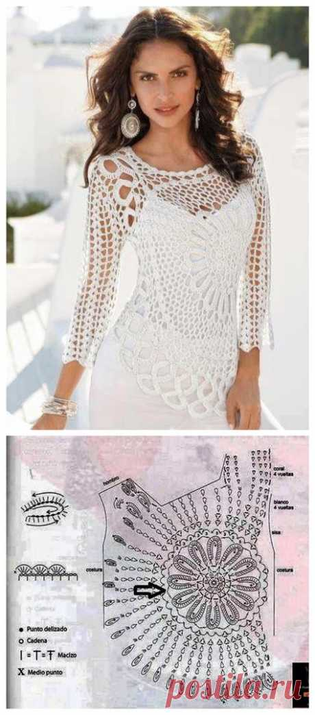 68+ Ideas for crochet top girl lace