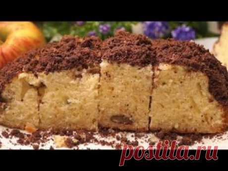 Cake on kefir. I love it for simplicity of preparation, taste, a beautiful look, and, above all result always excellent and all remain happy. SUBSCRIBE ON...