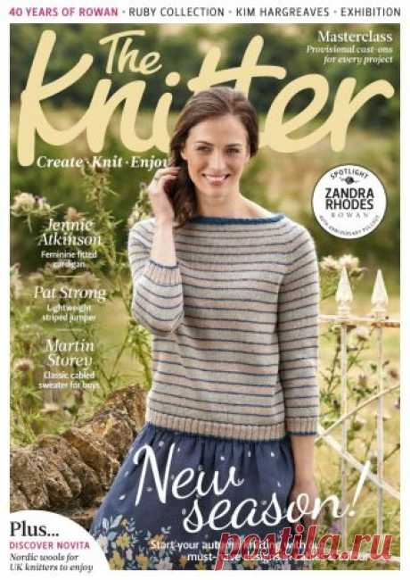 The Knitter №128 2018