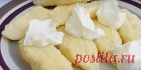 Ледачі вареники або сирне чудо - детальний рецепт приготування