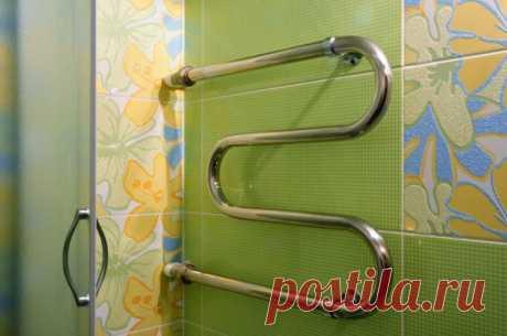 Какая ошибка приводит к холодным полотенцесушителям в ванной