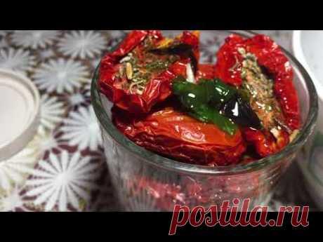 Заготовки из томатов. Удивите своих близких.  Любимые рецепты