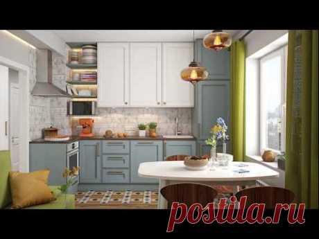 Перепланировка двухкомнатной квартиры (67 кв. м). Дизайнер: Наталья Краснобородько