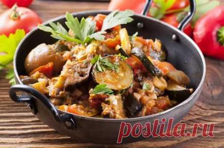 Аджапсандали — Sloosh – кулинарные рецепты